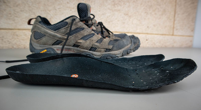 merrell moab 2 vent insole
