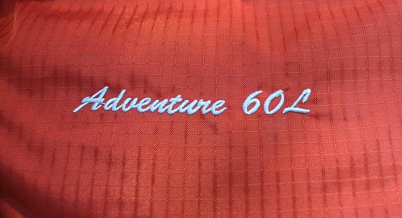 Mountaintop 60l internal frame backpack