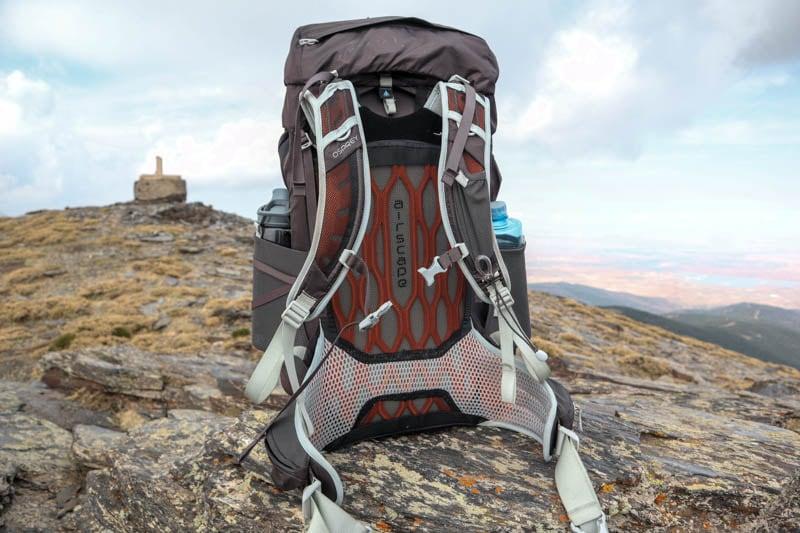 Osprey talon 44 back straps