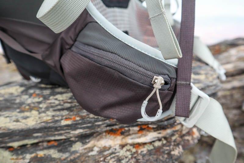 Osprey talon 44 hip belt pockets