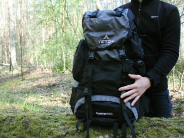 Teton Sports Explorer 4000 Backpack Review